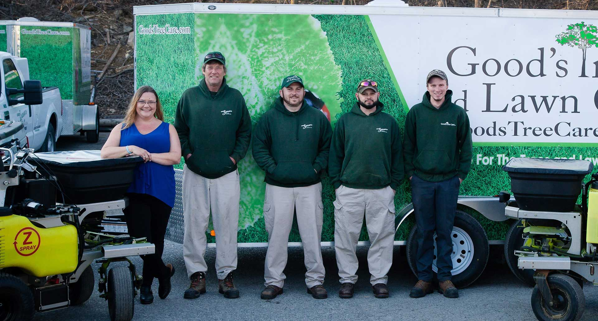 Lawn Care Team